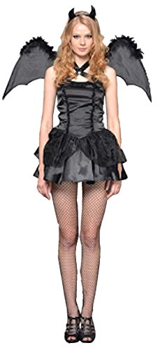 Cohac (Womens Sexy Fallen Angel Costumes)