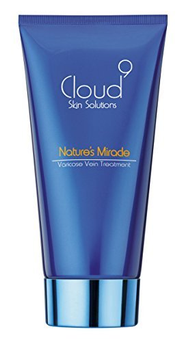 (Cloud 9 Skin Solutions - Nature's Miracle - Soothing Leg and Varicose Vein Cream)