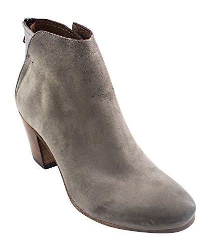 Ron White Women's Gianna Weather Resistant Suede Bootie, Slate, Size 8.5 B(M)