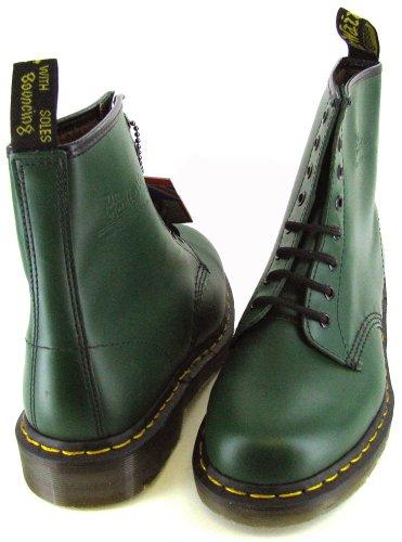 Dr. Martens 1460, Unisex-Erwachsene Stiefel Grün