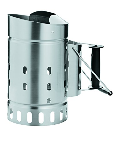 Rosle Charcoal Starter, Silver by Rosle