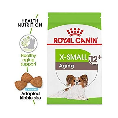 Royal Canin Size Health Nutrition X-Small Aging +12 Dry Dog Food 2.5 lb