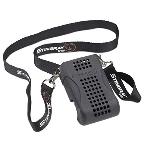 (KSCP1 - Stingray ComTek Pouch with Lanyard for PR-216 receivers)