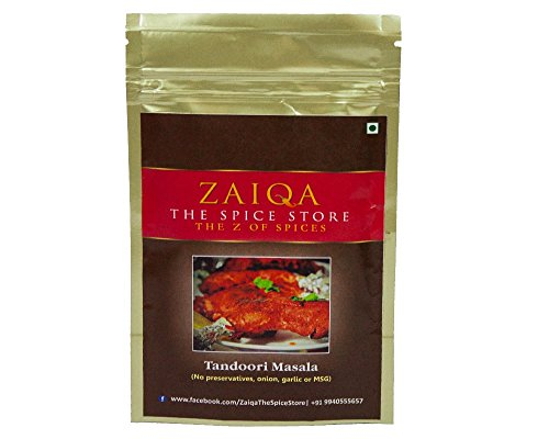 Zaiqa, The Spice Store - Tandoori Masala or Tandoori Spice Mix - 50 Gm -