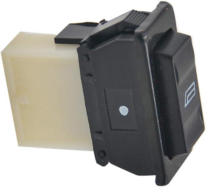 Universale DC12V 20A 5 poli nero Power Car 5 pin interruttore finestra Finestra interruttore incorporato Lighting Indicator Auto Part