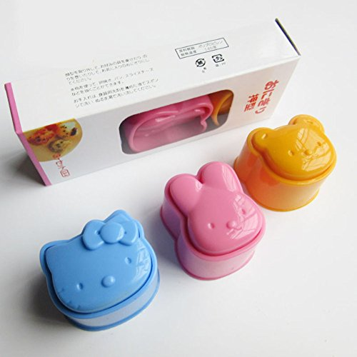 hello kitty bento cutter - 2