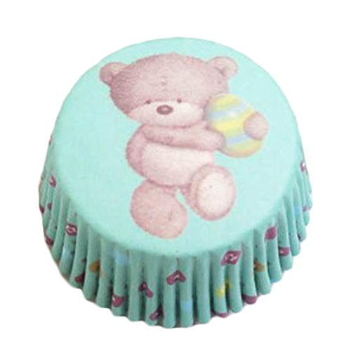 200PCS Beautiful Baking Paper Cups Disposable Cupcakes Cup Cupcakes Cases, No.5