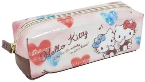 Kamio Japan Hello Kitty - Estuche para lápices de colores: Amazon.es: Bricolaje y herramientas