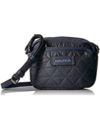 Cornado Nylon Quilted Mini Crossbody
