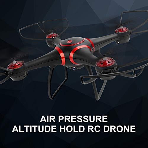 Saikogoods ドローン S7 LEDライト付き 720P カメラ付き WIFI 360度回転 ヘッドレスモード ヘリコプター プレゼント 子供プレゼント