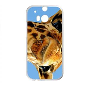The giraffe Bestselling Hot Seller High Quality Case Cove Hard Case For HTC M8