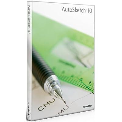Autodesk AutoSketch R10 (versión en inglés)