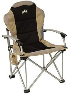 Royal Commander Chair (Black)
