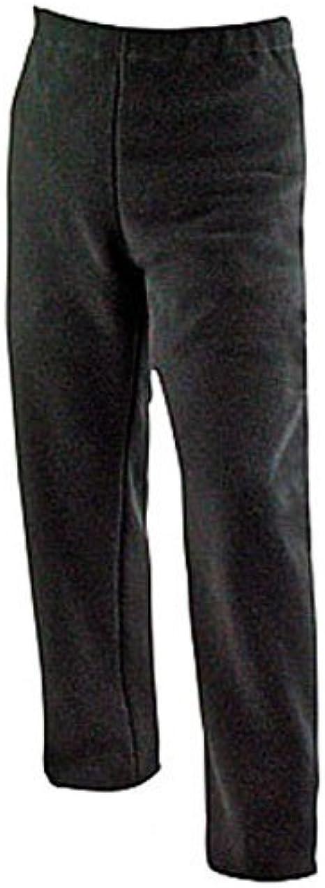 Mens Polartec Fleece Pants Made in Canada Black TAIGA Fleece Pants 200