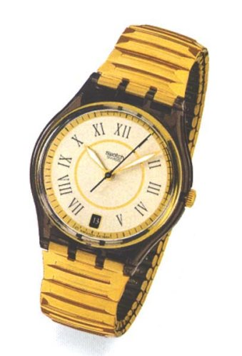 1998 Swatch Watch Unisex Tempo Classico GM404