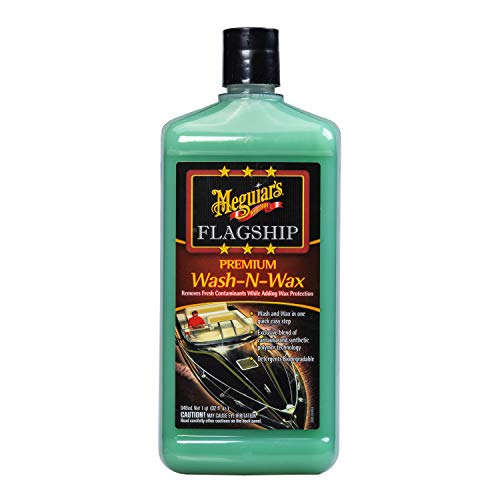 Meguiar's M4232 Flagship Premium