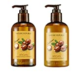 Best Nature Republic Argan Oils - Nature Republic Argan Essential Deep Care Shampoo + Review
