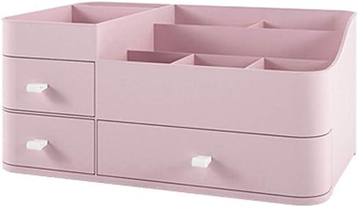 Hzb821zhup - Caja de Almacenamiento para cosméticos con cajón ...