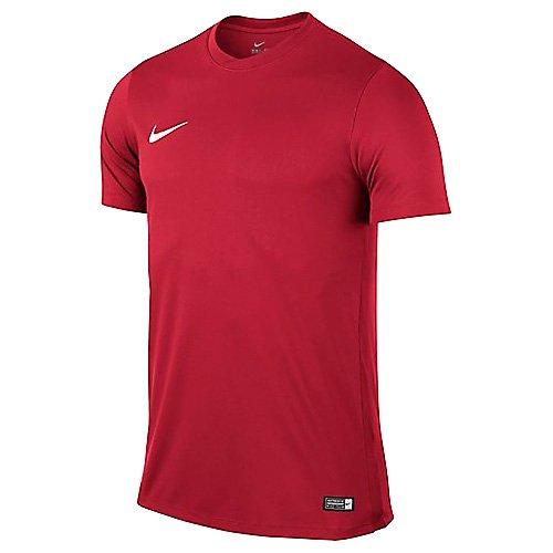 Da white Park Red University Nike Jsy Yth Ragazzo Maglietta Vi Ss qnExvazY