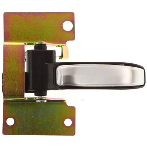 Make Auto Parts Manufacturing - CHEVROLET FULL SIZE PICKUP 78-80 FRONT DOOR HANDLE RH, Inside, Chrome - GM1353115 ()