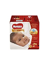 Huggies Little Snugglers Diapers - Size 1 - 80 ct BOBEBE Online Baby Store From New York to Miami and Los Angeles
