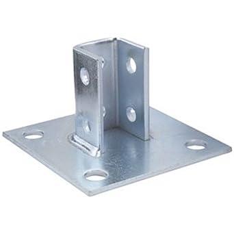 Unistrut P2072asq Eg Electrogalvanized 1 4 Inch Steel