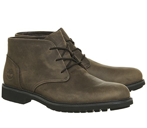Oiled Bottes Ekstormbk Burnished Homme Chukka Dark Brown Braun Timberland q85161