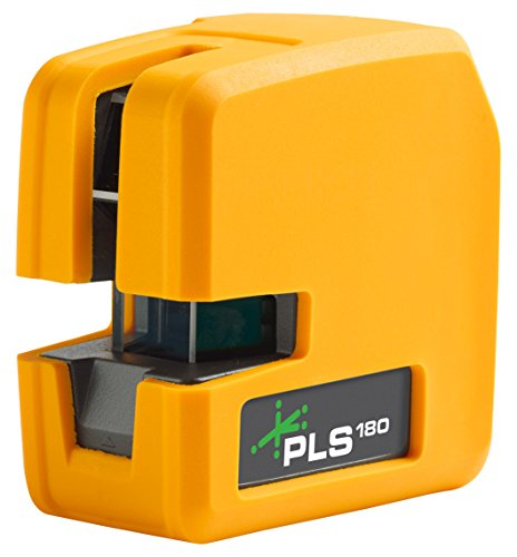 New PLS 180 Green Cross Line Laser Level PLS-60596N by Pacific Laser Systems by PLS