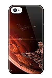 Hot RjEsvYP5177kPRUb Eve Online Tpu Case Cover Compatible With Iphone 4/4s by icecream design