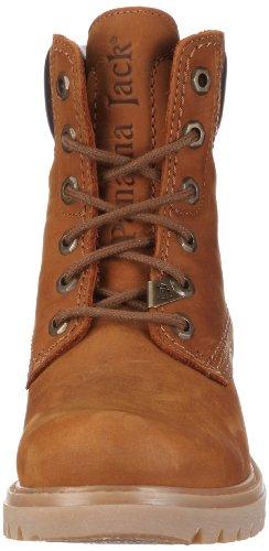 Jack cuero Hi Corteccia Pt100603b Panama Marrone Donne scarpe FxqYdwFp