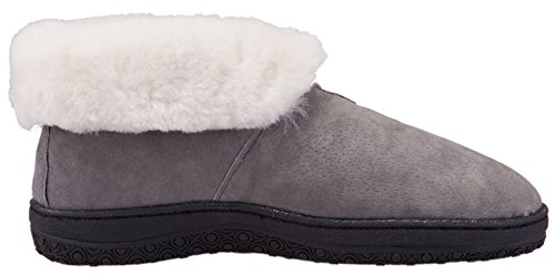 Friend Women's Grey Slipper Ankle Old 4Tzw8qFz
