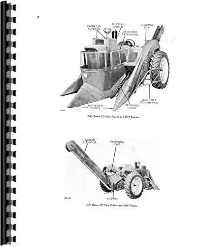 John Deere 227 Corn Picker Operators Manual (Sn 51249 & Up) (Corn Picker)