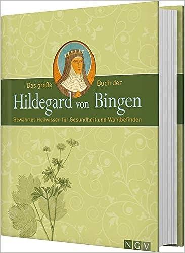 Vorschaubild: Das große Buch der Hildegard von Bingen