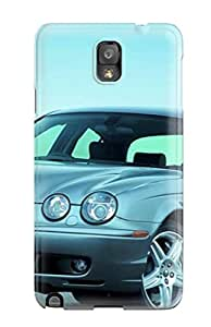 Top Quality Case Cover For Galaxy Note 3 Case With Nice Jaguar S-type 4 Appearance