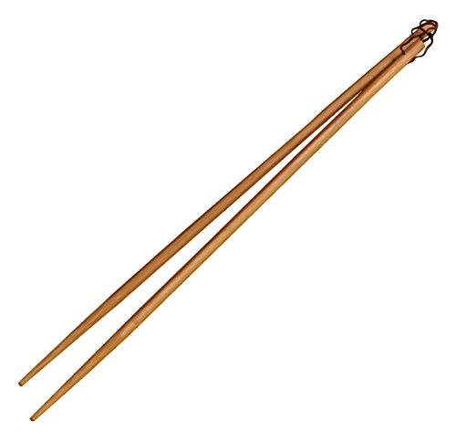 IMUSA USA WPAN-10012 4-Pair Bamboo Cooking Chopsticks, 13-Inch, - Bamboo Chopsticks Cooking