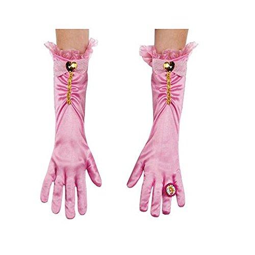 Gloves Costume Accessory Hand Accessories Halloween Kids Aurora Gloves Sleeping Beauty