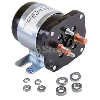 Stens 435-361 Starter Solenoid, Replaces Club Car: 101607...