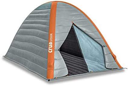 Amazon.com : Crua Cocoon | 2 Person All Weather Insulated Breathable Family Camping Tent | Weatherproof, Warmth & Cooling Insulation | Winter/Snow/Rain & Summer/Heat, Glamping, Hunting, Camping, Hiking : Sports & Outdoors