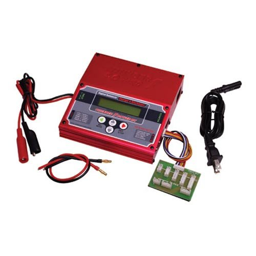 Thunder Power RC TP610C-ACDC Multi-Chemistry AC/DC Charger/Discharger/Cycler with Balancing System (Rc Car Multi Battery Charger compare prices)