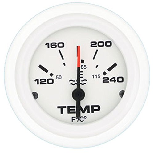 Sierra International 68376P Water Temperature Gauge ()