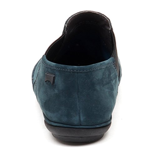 Scarpe D8686 Woman Donna Box petrolio Blu Camper Scarpa Petrolio Without Blu Shoe 4aq4d0w
