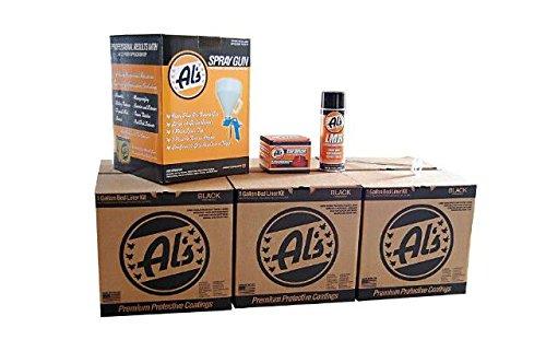 Al's Liner als-495 Black Truck Bed Liner