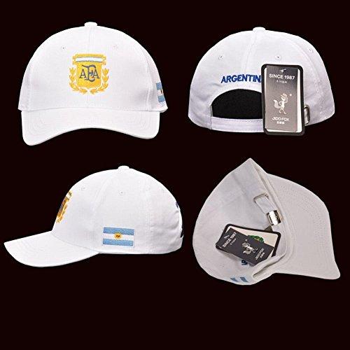 béisbol de Un Copa Mundo fútbol de béisbol Aficionados del Argentina la tamaño al Gorra Gorra de wei 7nSfZvgqw