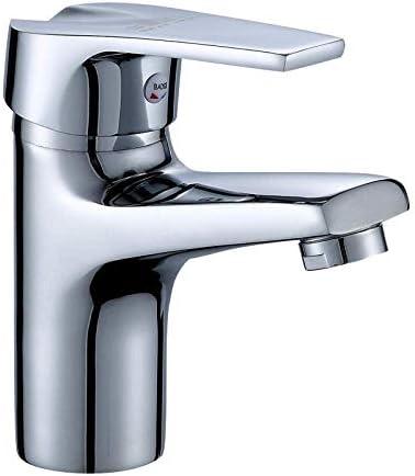 Gulakey バスルームのシンクの洗面所BasinbrassミキサーのタップChrometap流域の洗面台の蛇口の浴室キャビネット蛇口-A