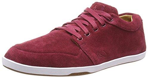 K1X K1x Lp Low Le - Zapatillas Hombre Rojo (burgundy / honey)