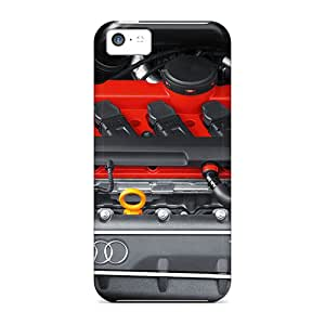 Tpu Case Cover For Iphone 5c Strong Protect Case - Audi Rs3 Design