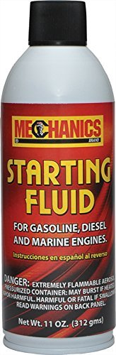 Mechanics Starting Fluid - 11oz. 50275MB