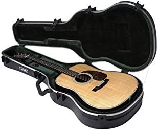SKB Dreadnought Deluxe - Maleta para guitarra acústica: Amazon.es ...
