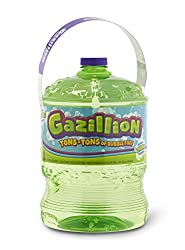 Gazillion Bubbles 35404 Premium Bubble Solution, 4 Litre