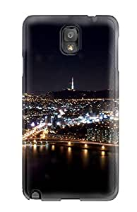 Brooke Galit Grutman's Shop Hot 5008032K20261769 Awesome Design Seoul City Hard Case Cover For Galaxy Note 3